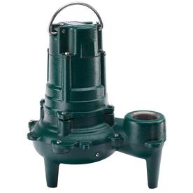 Zoeller Manual Sewage Pump M267 Water Pumps at Lowes com