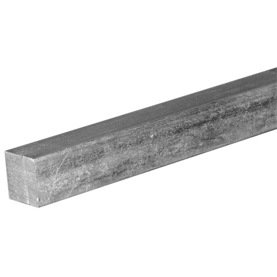 The Hillman Group 12-in x 1-ft Plated Steel Sheet Metal