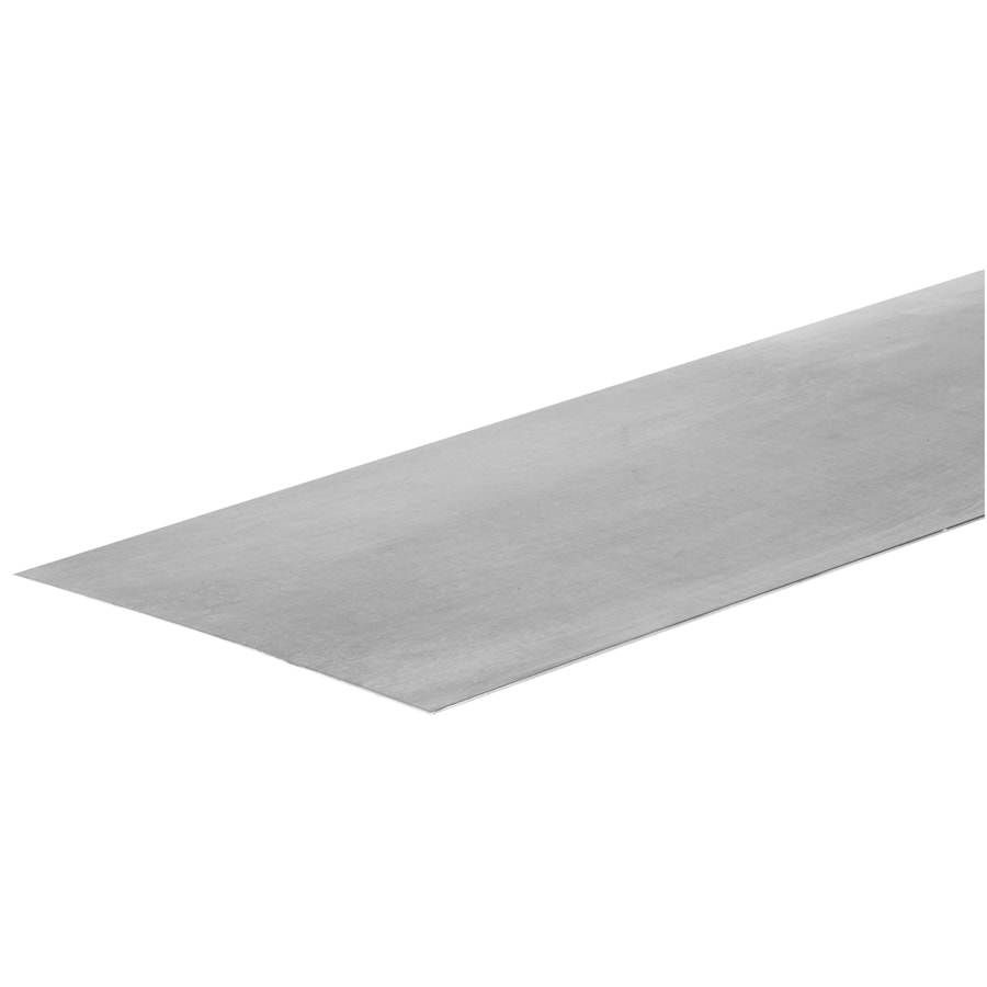 The Hillman Group 12-in x 1.5-ft Plated Steel Sheet Metal