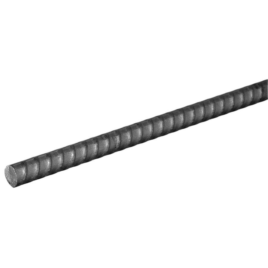 The Hillman Group Steel Rebar (Common: 3-ft; Actual: 3-ft)