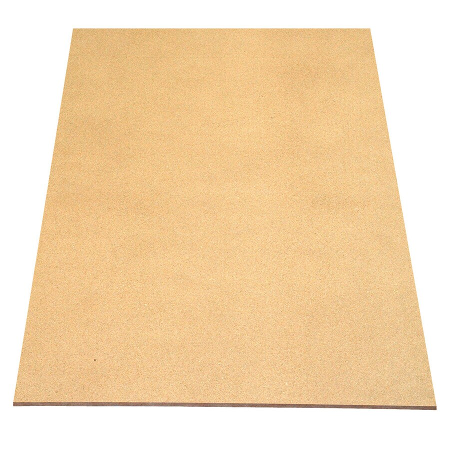(Actual: 0.375-in x 4-ft x 8-ft) Underlayment Particle Board