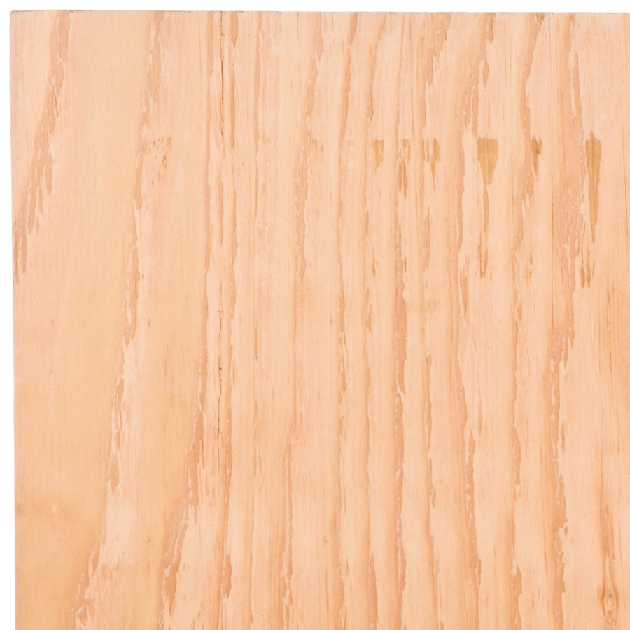 15/32 CAT PS1-09 Douglas Fir Plywood Sheathing, Application as 4 x 8
