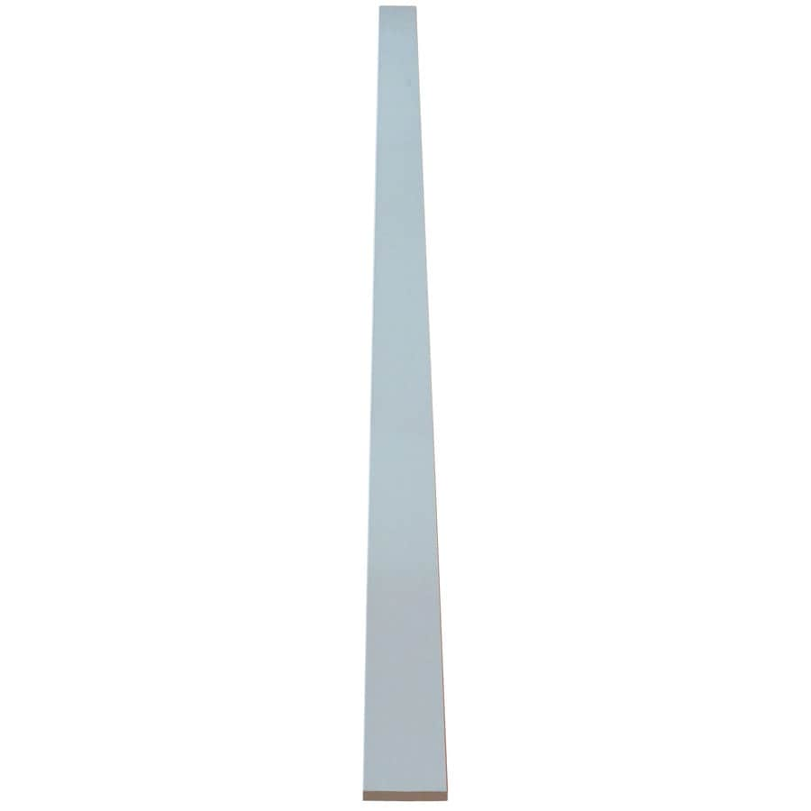 Radius Edge Primed Douglas Fir Board (Common: 1-in x 4-in x 10-Ft; Actual: 0.656-in x 3.5-in x 10 Feet)