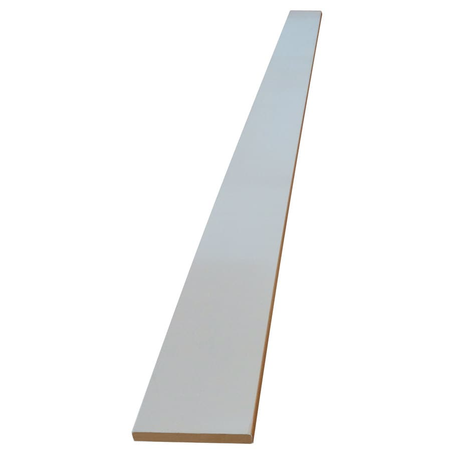 Radius Edge Primed Douglas Fir Board (Common: 1-in x 6-in x 10-Ft; Actual: 0.656-in x 5.5-in x 10 Feet)