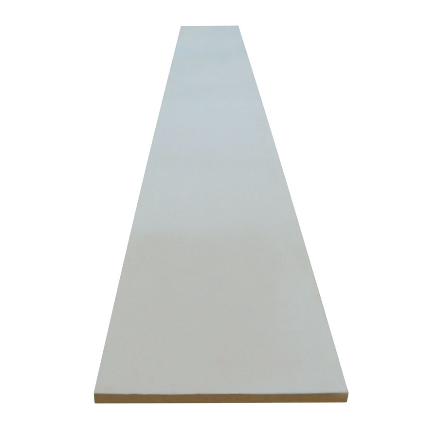 (Common: 1-in x 12-in x 10-ft; Actual: 0.656-in x 11.25-in x 10-ft) Radius Edge Primed Douglas Fir Board