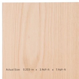Top Choice Oak Plywood At Lowes