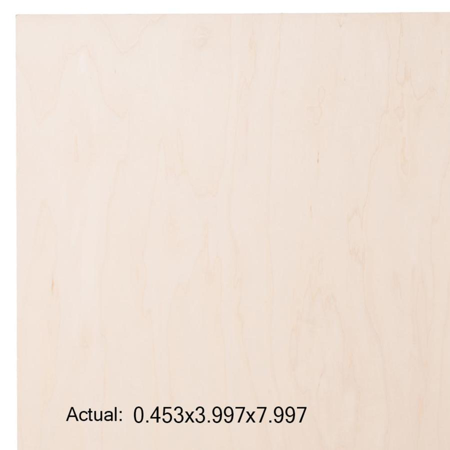 Top Choice SkyPly 1/2-in HPVA Maple Plywood, Application as 4 x 8