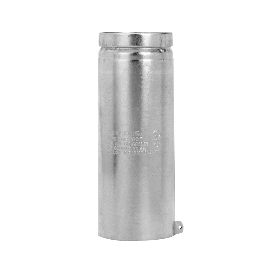 Selkirk 3-in x 12-in Galvanized Pipe