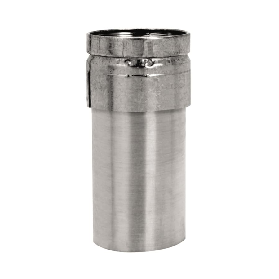 Selkirk 4-in dia Galvanized Nipple Fittings