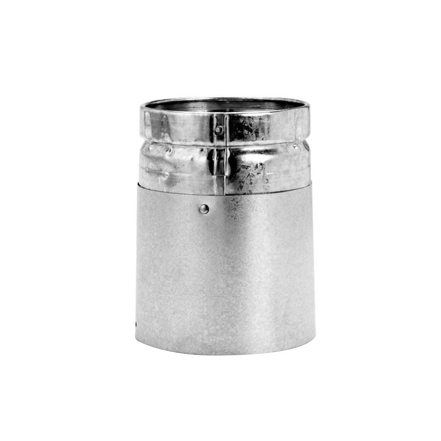Selkirk Gas Water Heater B Vent Male Adapter