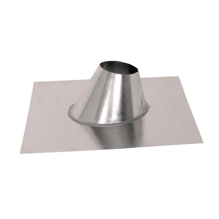 Selkirk Gas Vent 18.75-in x 19-in Galvanized steel Step Flashing
