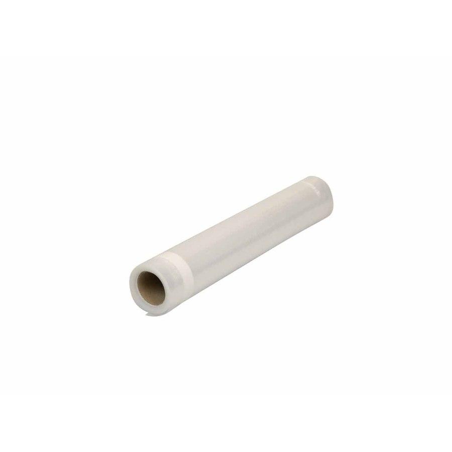 FoodSaver Single Roll 11-in x 16-ft Vacuum Sealer Bag Material