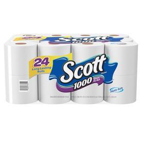SCOTT 24-Pack Toilet Paper