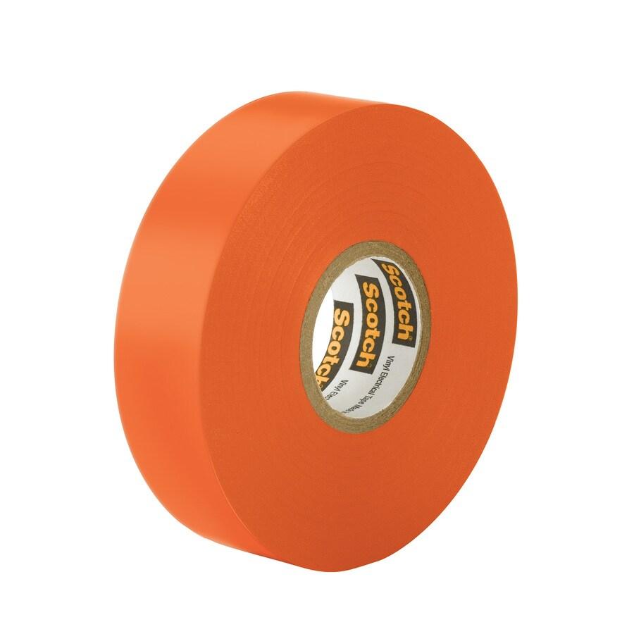 Scotch #35 Orange 66-ft Electrical Tape