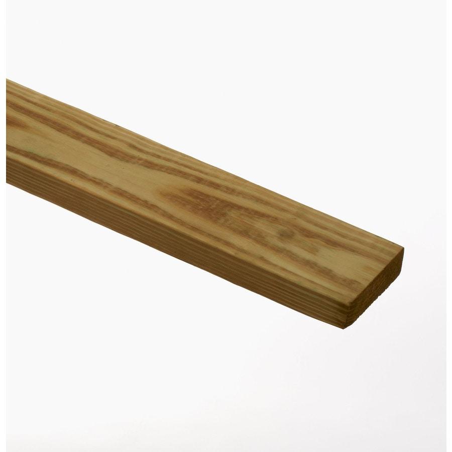 2 Pressure Treated Lumber (Common: 2 x 6 x 18