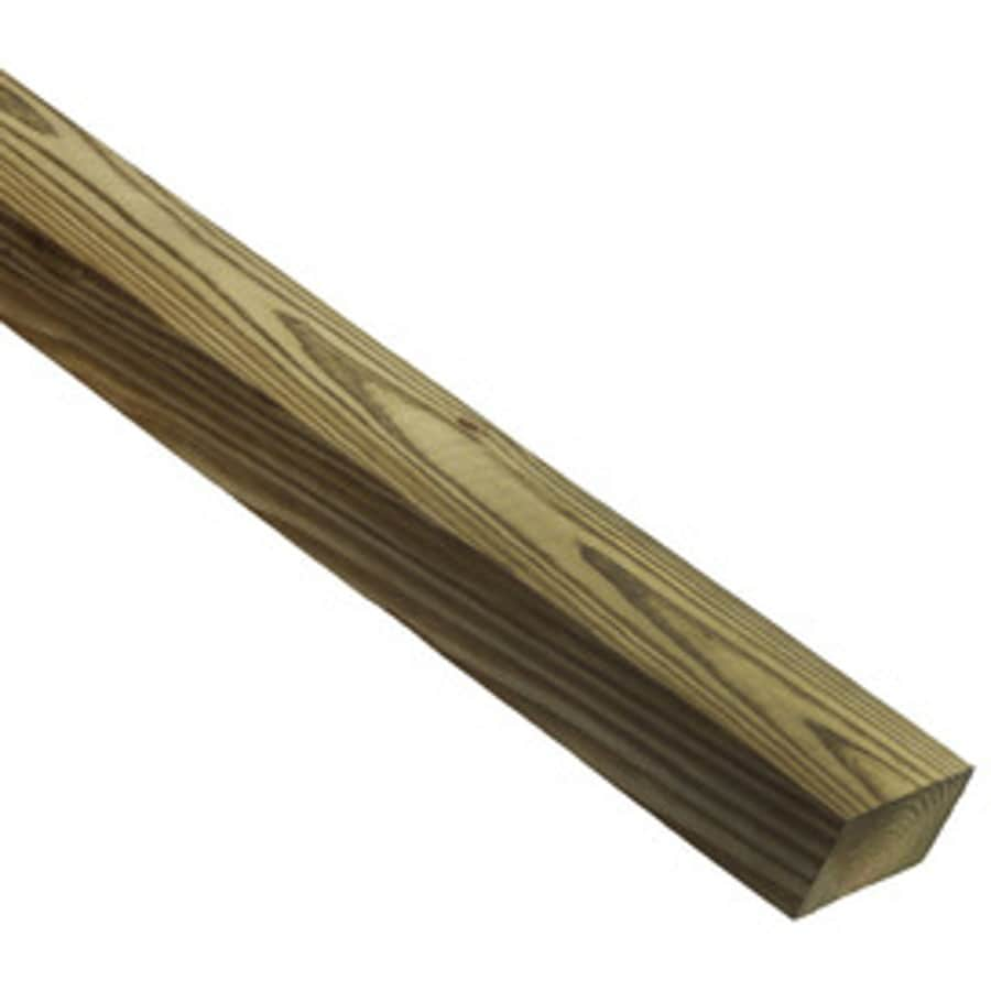 Severe Weather Max (Common: 2-in x 4-in x 8-ft; Actual: 1.5-in x 3.5-in x 8-ft) Pressure Treated Lumber