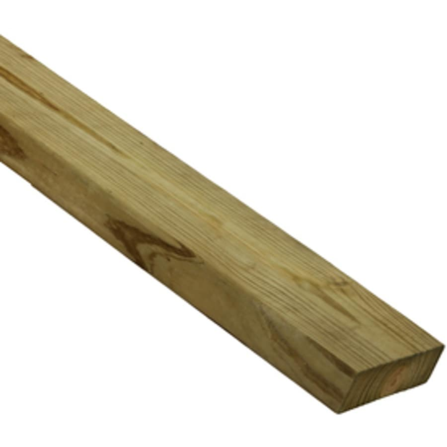 Top Choice (Common: 2-in x 6-in x 8-Ft; Actual: 1.5-in x 5.5-in x 8 Feet) Pressure Treated Lumber