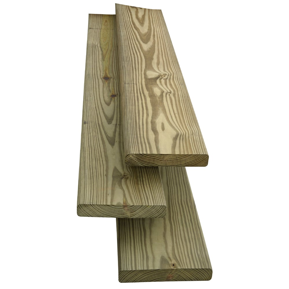 5/4x6x16 SEVERE WEATHER TOP CHOICE TREATED DECKING