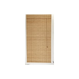 style selections light filtering bamboo rollup shade