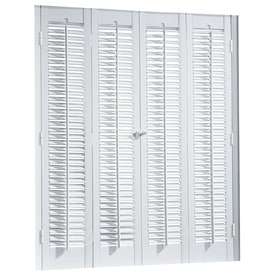 Shop interior shutters at - Exterior plantation shutters lowes ...