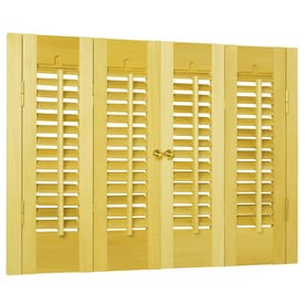 Interior Shutters At Lowes Com
