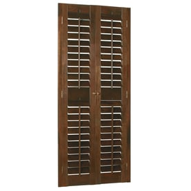 Style Selections 23 In 25 W X 54 L Plantation