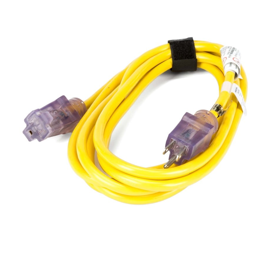 Outdoor Electrical Extension Cord Power Cable Cords 1 3 Outlet 2 15 Wiring