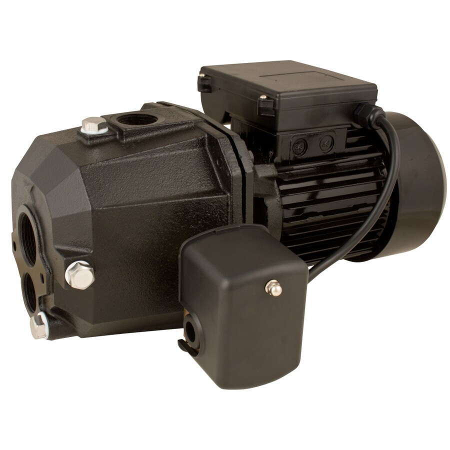 Utilitech 0.5-HP Cast Iron Deep Well Jet Pump