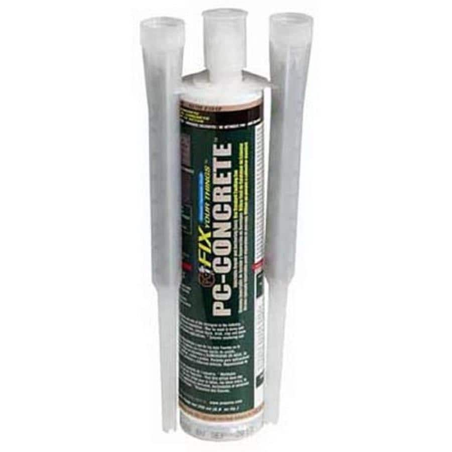 Pc Products Concrete Gray Epoxy Adhesive