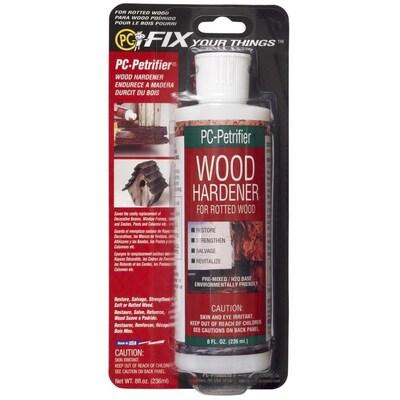 Wood Hardener Surface Repair At Lowes Com