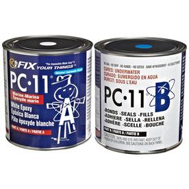 Pc Products 11 Off White Epoxy Adhesive