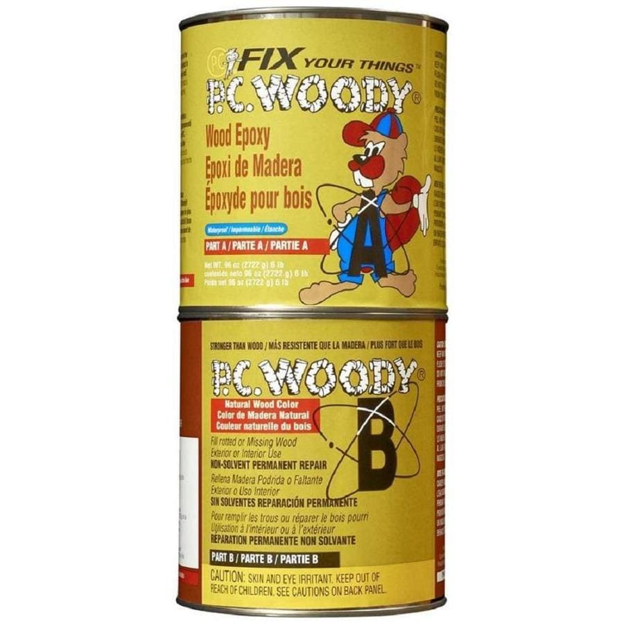 PC Products Epoxy Paste for Wood Repair