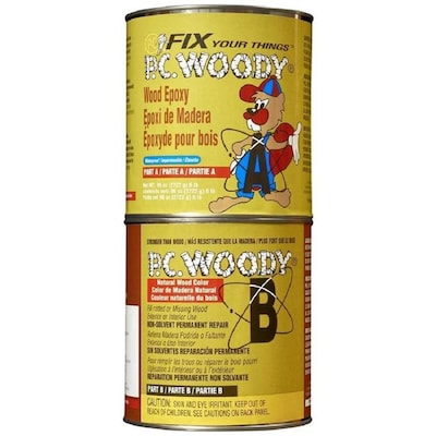 PC Products PC-Woody 96-oz Tan Wood Stabilizer