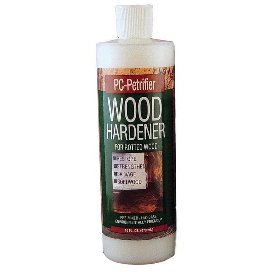 PC Products PC-Petrifier Rotted Wood Hardener 16 oz.