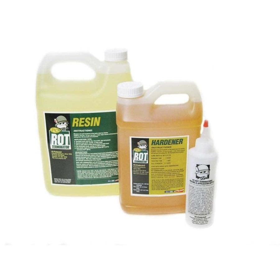PC Products Clear Two Component Resin Surface Repair