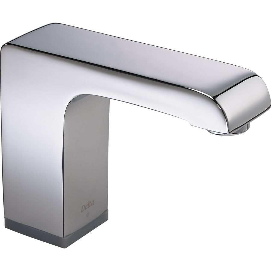 Delta Arzo Chrome Single Hole Commercial Bathroom Faucet