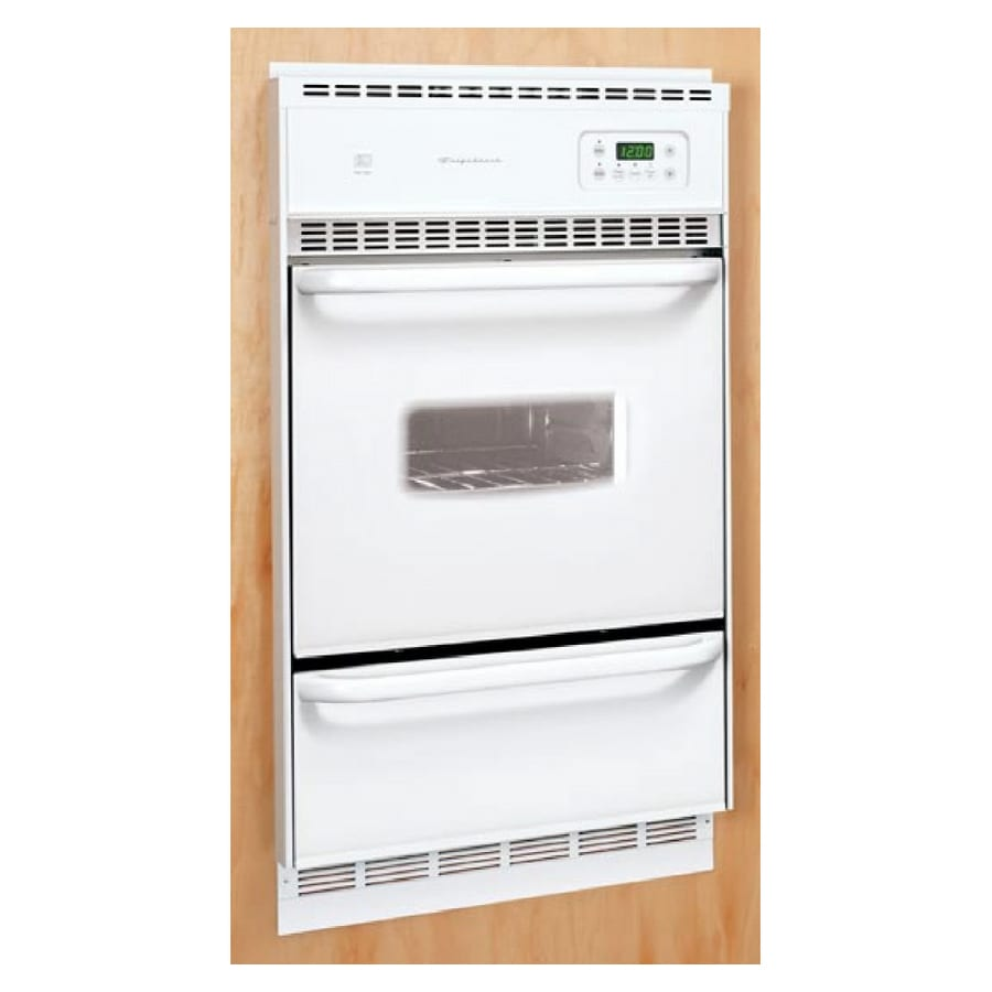 Frigidaire Single Gas Wall Oven (White)