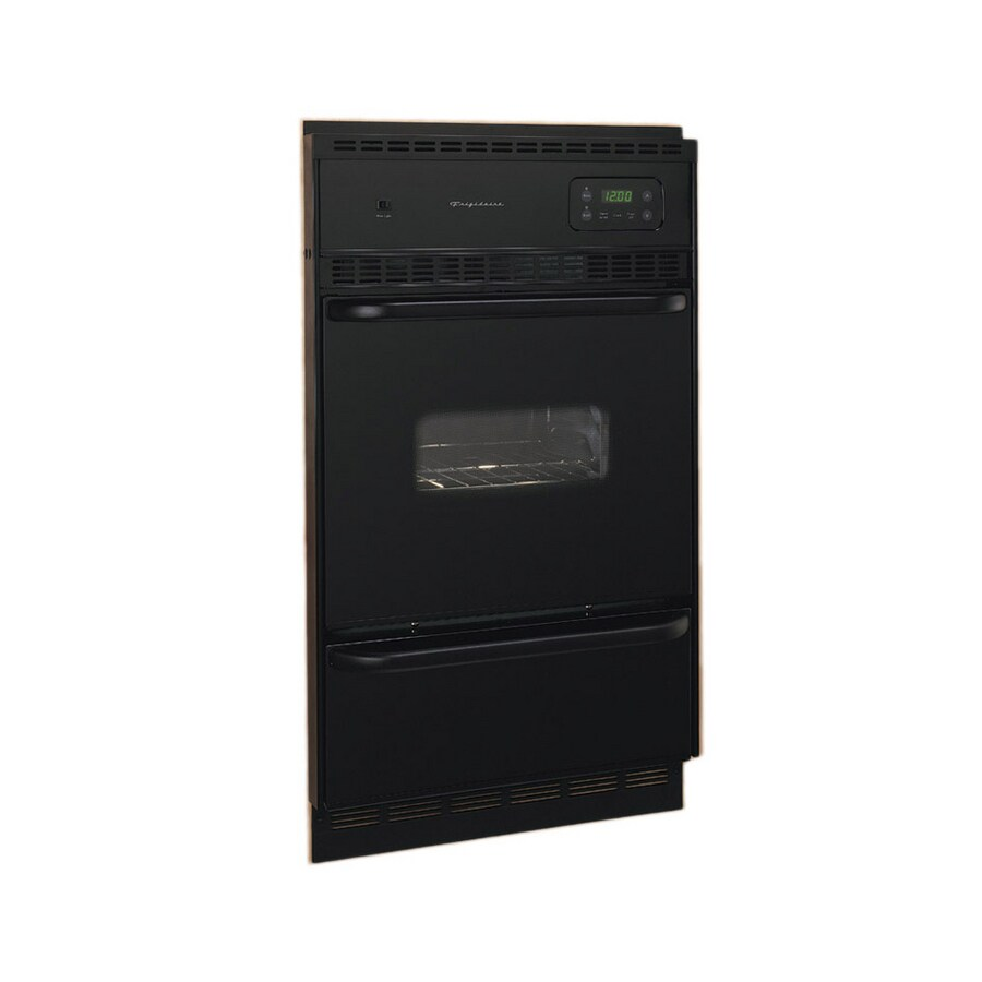 Frigidaire Single Gas Wall Oven (Black)