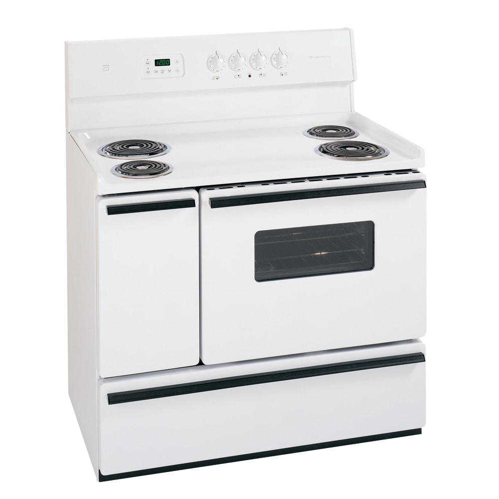 Frigidaire 40 Inch Freestanding Electric Range Color White