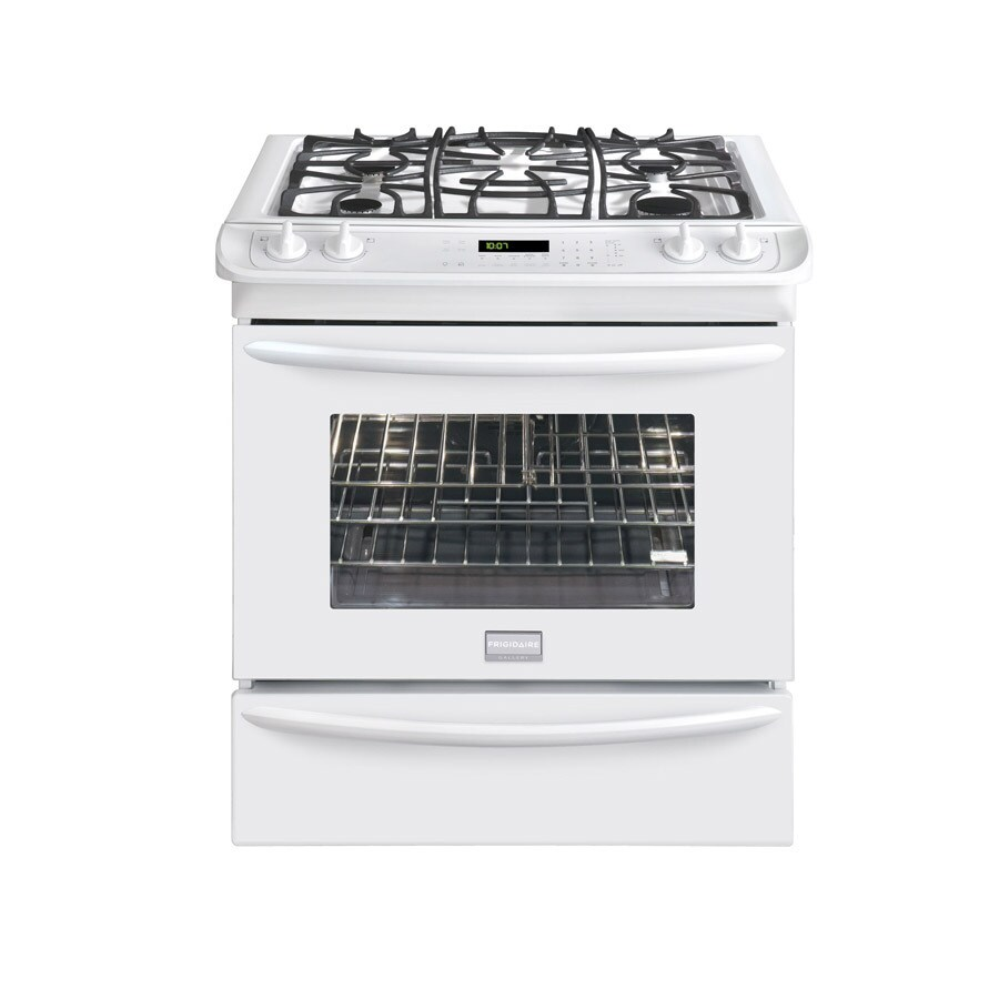 Shop Frigidaire Gallery 30 In 4 2 Cu Ft Self Cleaning