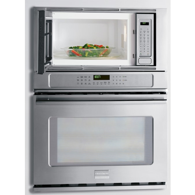 Frigidaire Professional 27 In Self Cleaning Microwave Wall