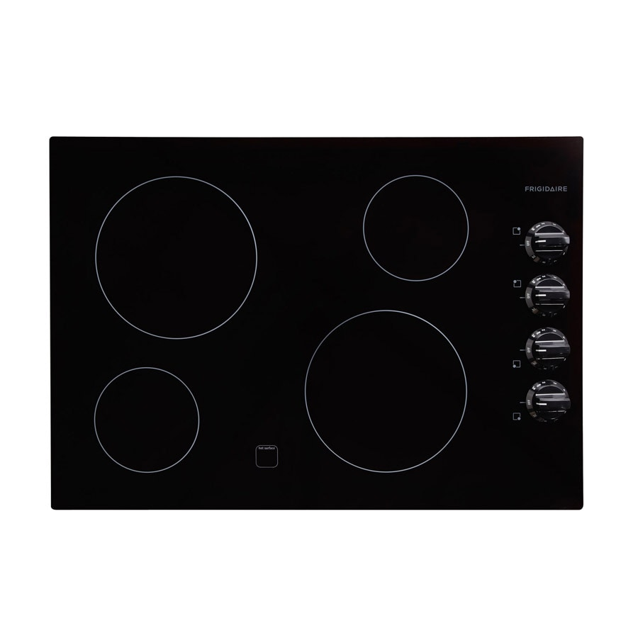 057112990217 shop frigidaire smooth surface (radiant) electric cooktop (black  at suagrazia.org