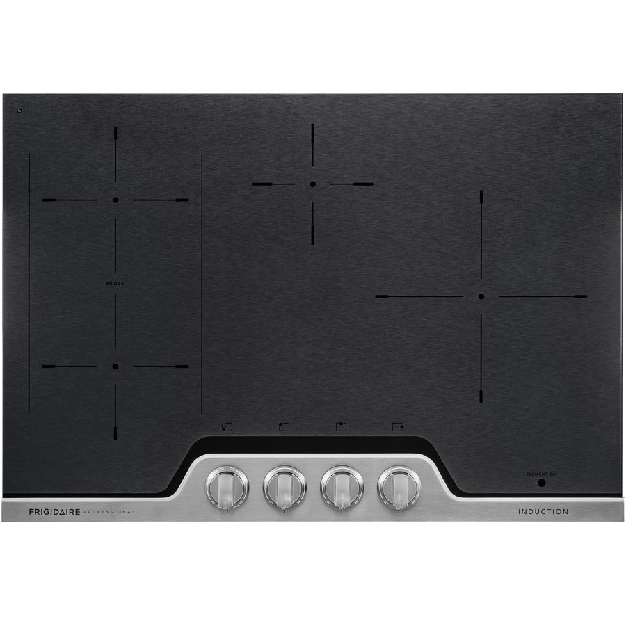 Frigidaire Professional 4-Element Induction Cooktop (Black) (Common: 30 Inch; Actual 30-in)