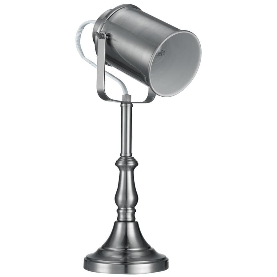 Shop Globe Electric Studio Table Lamp 14 72 In Brushed