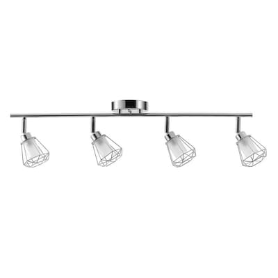 Sansa 4 Light 28 3 In Polished Chrome