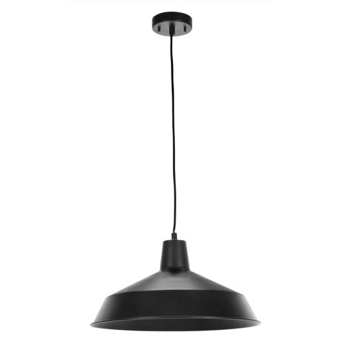 Globe Electric Barnyard Matte Black Industrial Warehouse