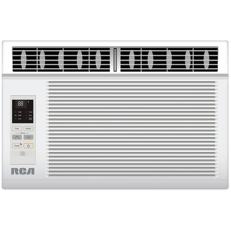 RCA 5,000-BTU 150-sq ft 115-Volt Window Air Conditioner ENERGY STAR