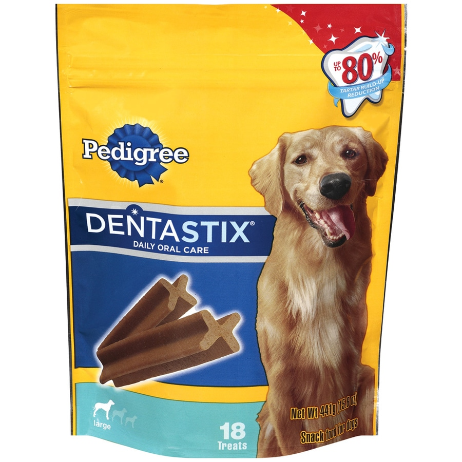 Pedigree 15.6-oz Chicken-Flavor Dental Treats