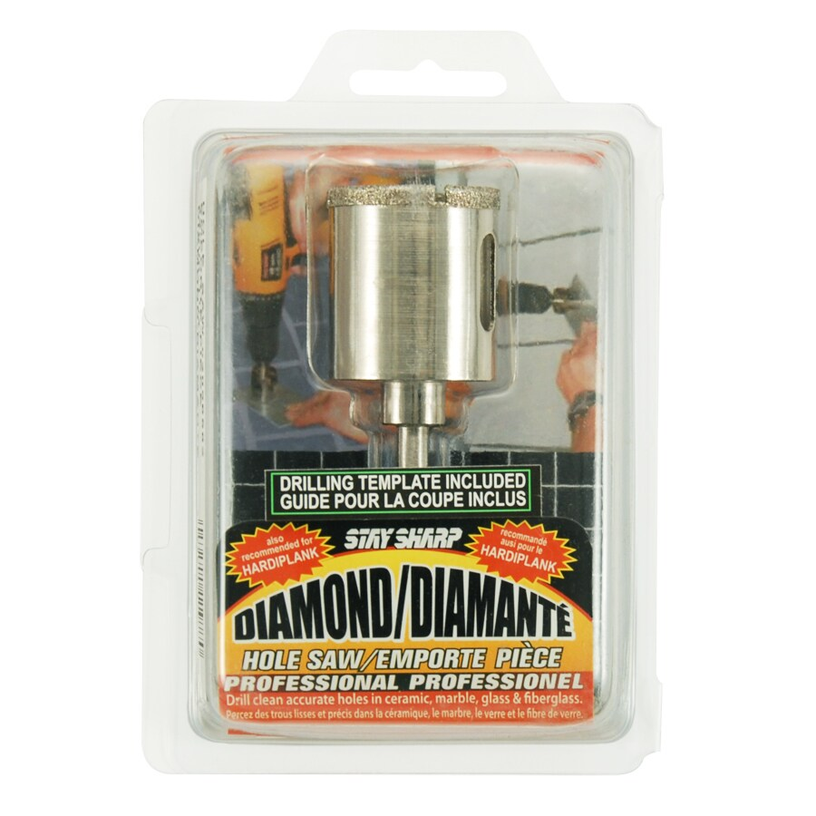 Exchange-A-Blade 1-1/4-in Diamond Non-Arbored Hole Saw