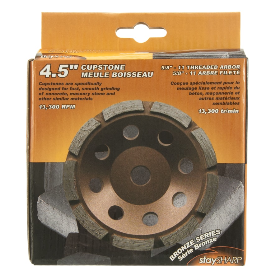 Exchange-A-Blade Grit Cup Wheel
